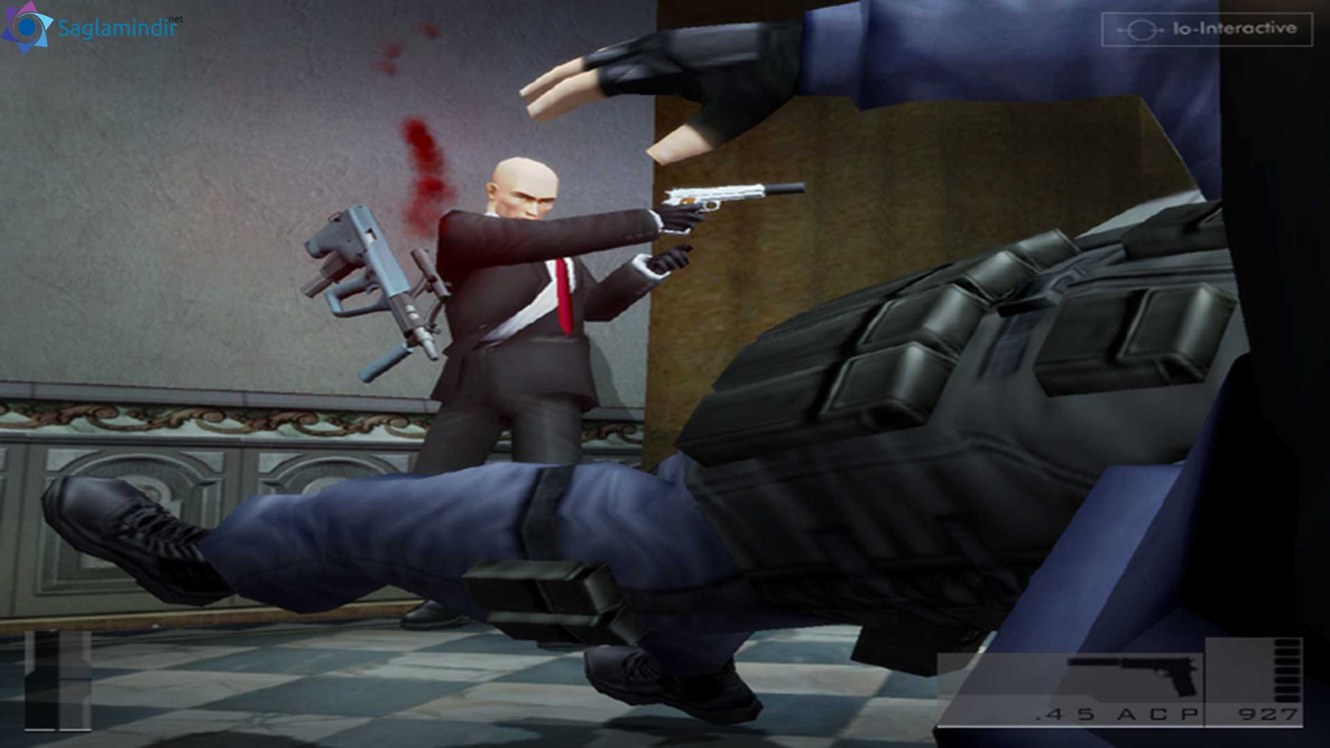 Hitman 3 Contracts full indir