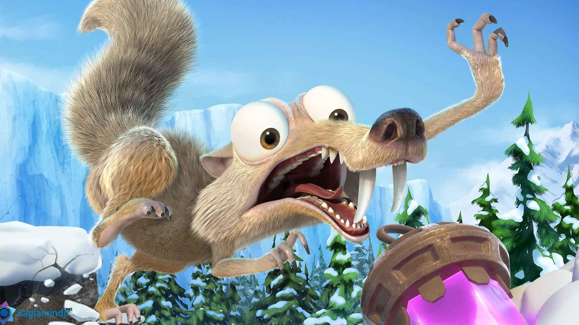 Ice Age Scrat's Nutty Adventure saglamindir