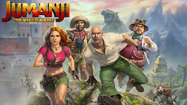 Jumanji The Video Game indir