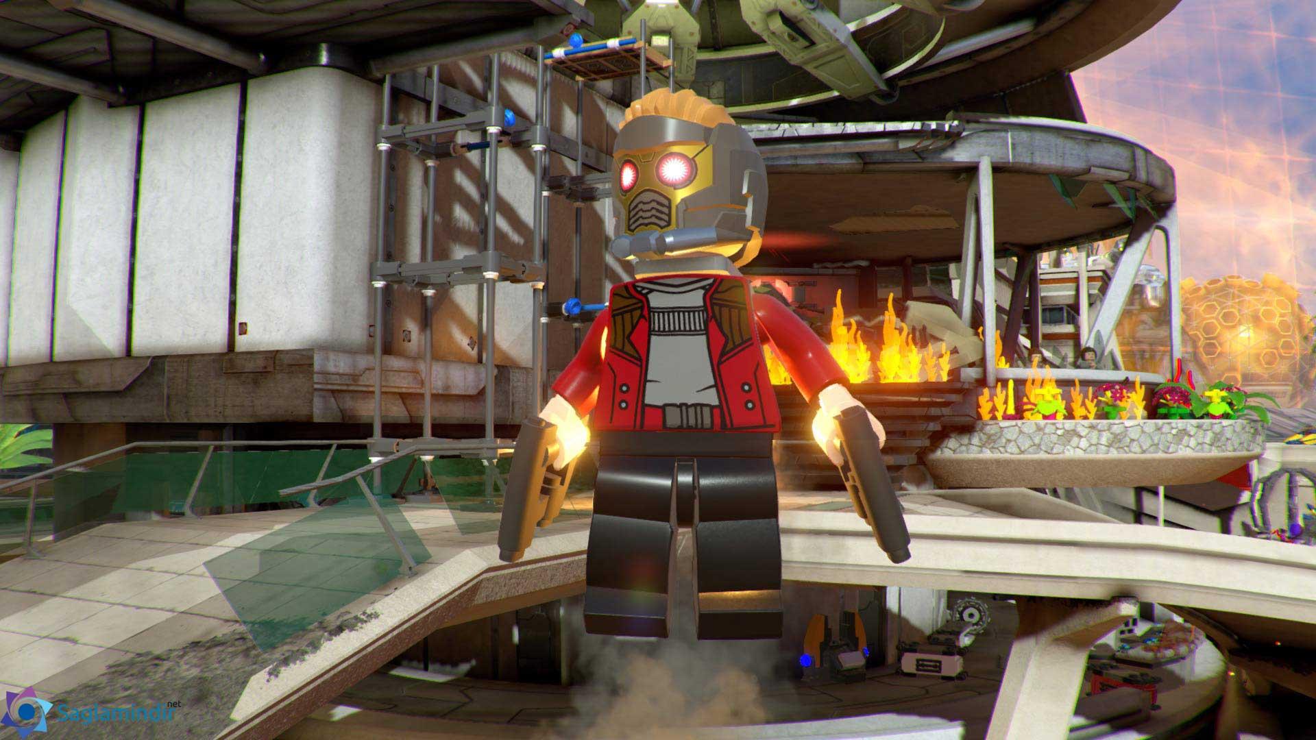 LEGO Marvel Super Heroes 2 saglamindir