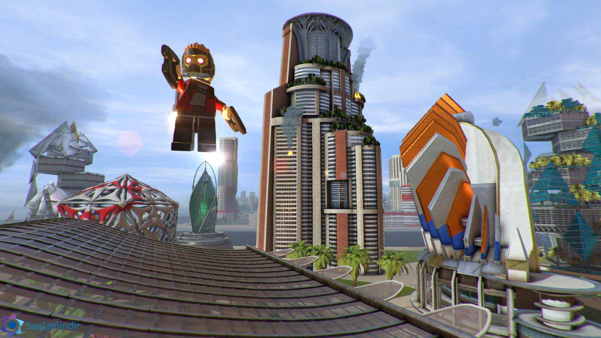 LEGO Marvel Super Heroes 2 torrent indir