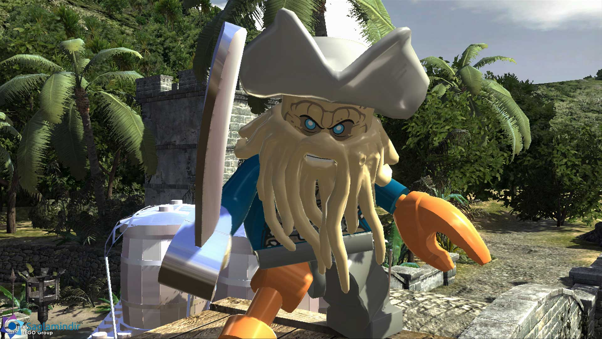 LEGO Pirates of the Caribbean torrent indir