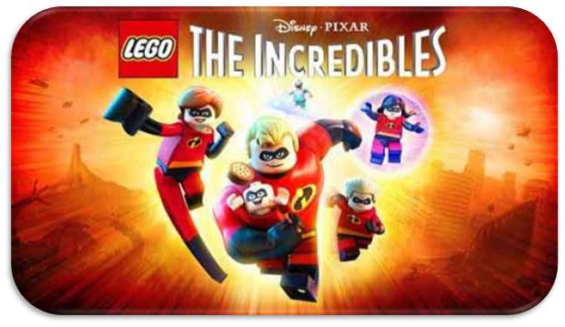 Lego The Incredibles indir