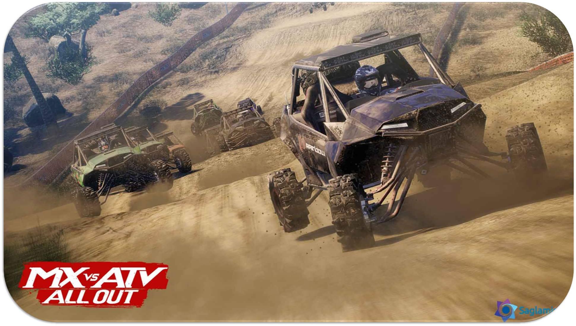 MX vs ATV All Out saglamindir