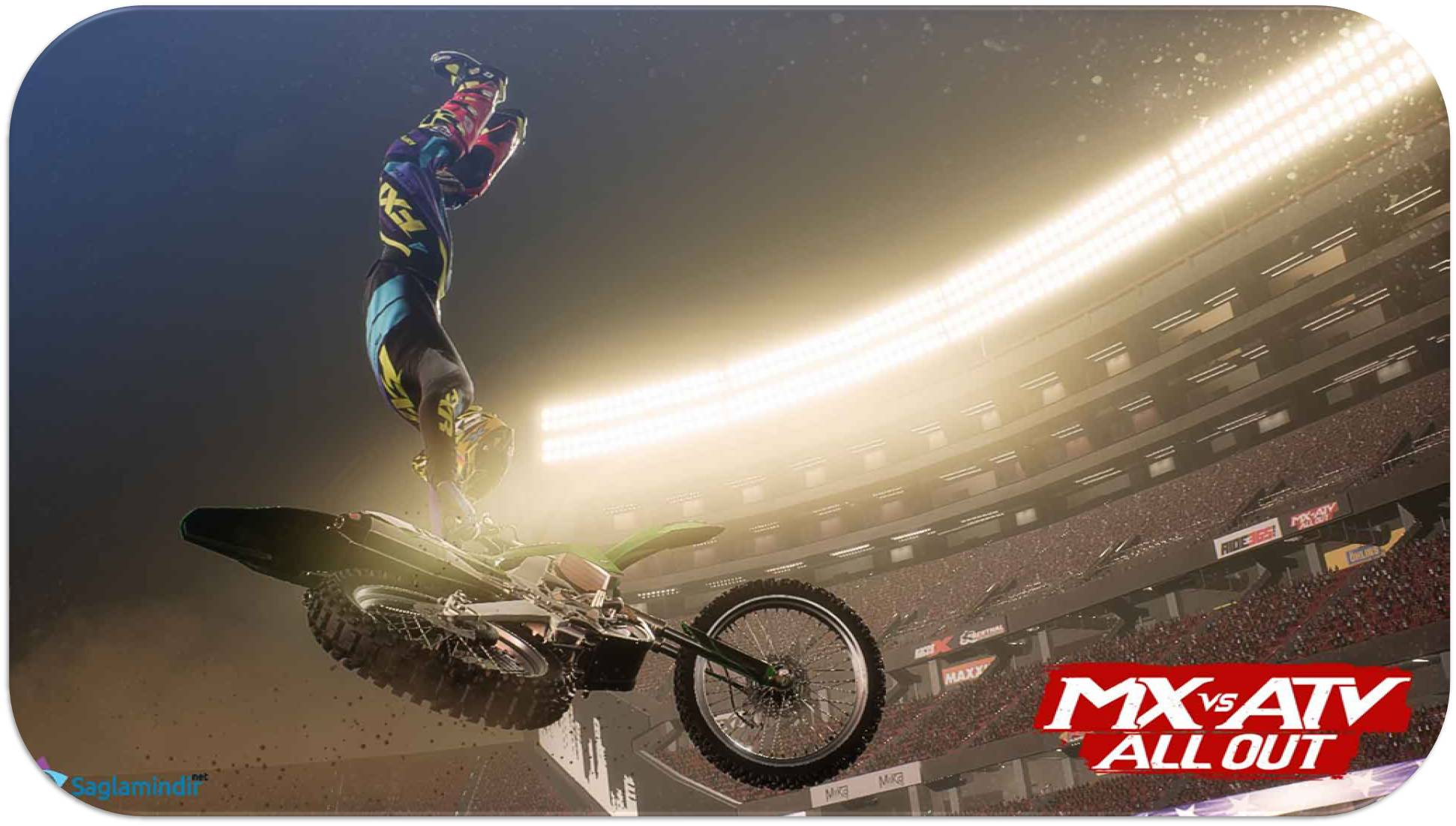 MX vs ATV All Out torrent indir