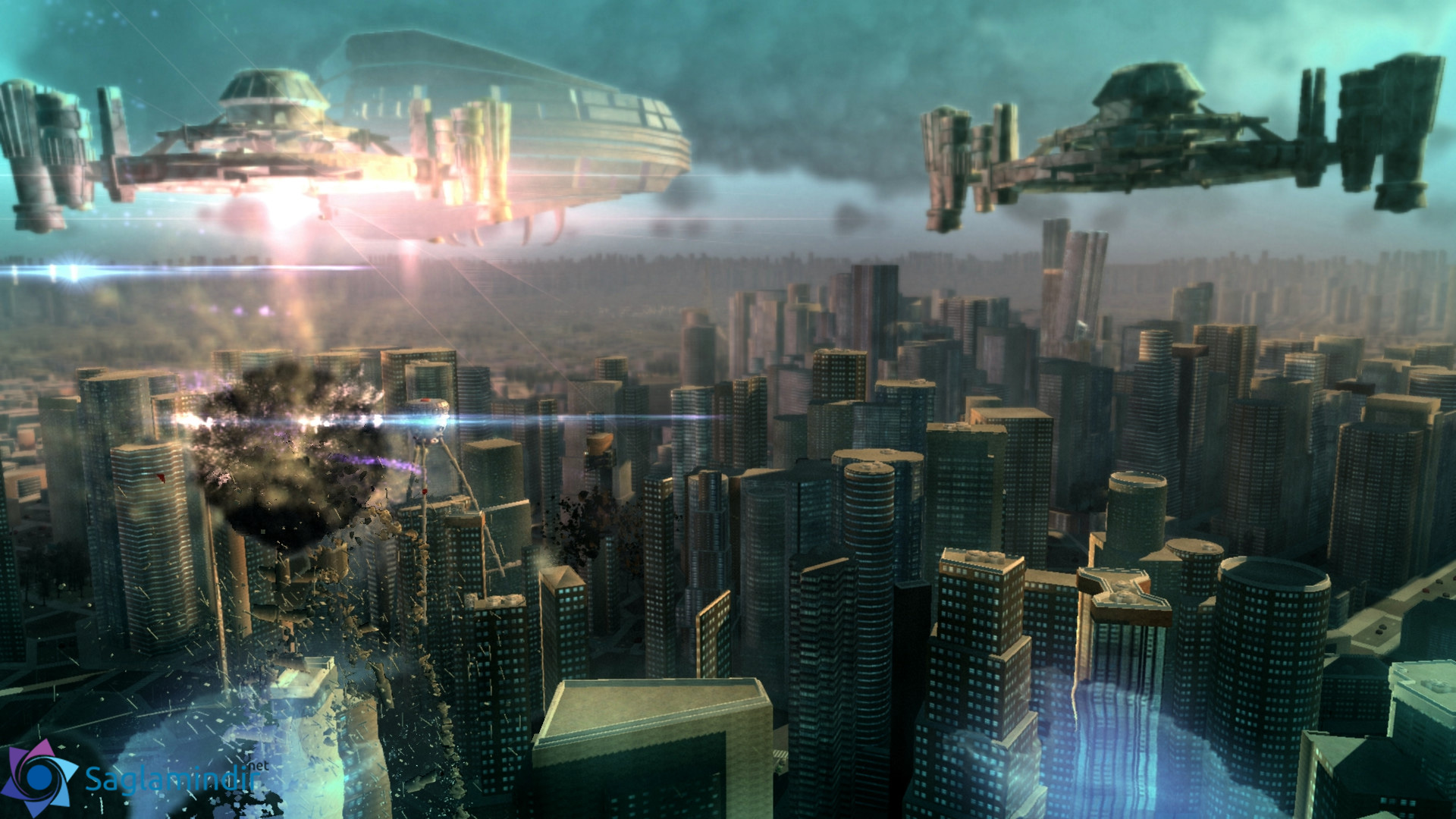 Megaton Rainfall torrent indir