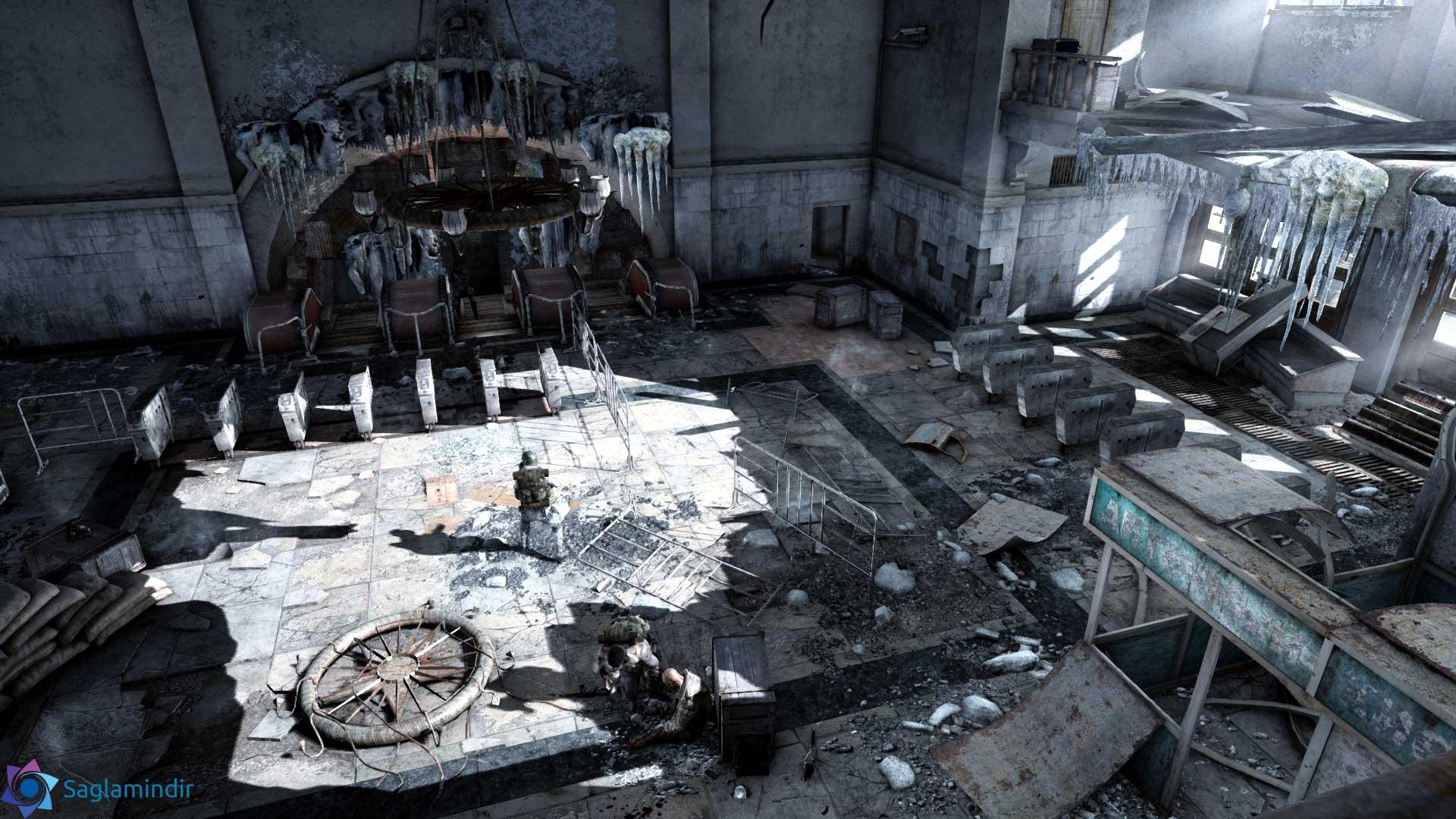 Metro 2033 saglamindir