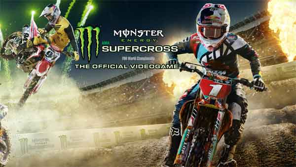 Monster Energy Supercross 2 indir