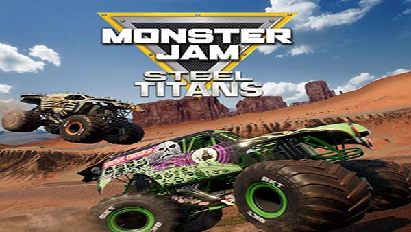 Monster Jam Steel Titans indir