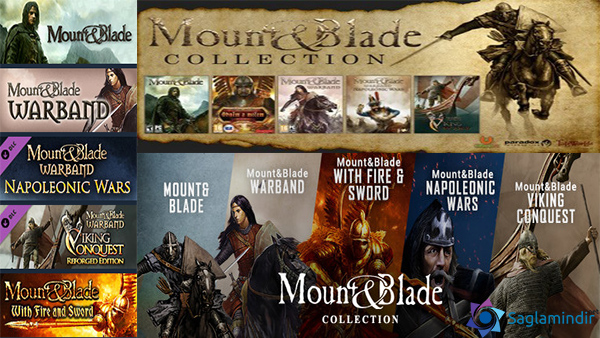 Mount & Blade Full Collection indir