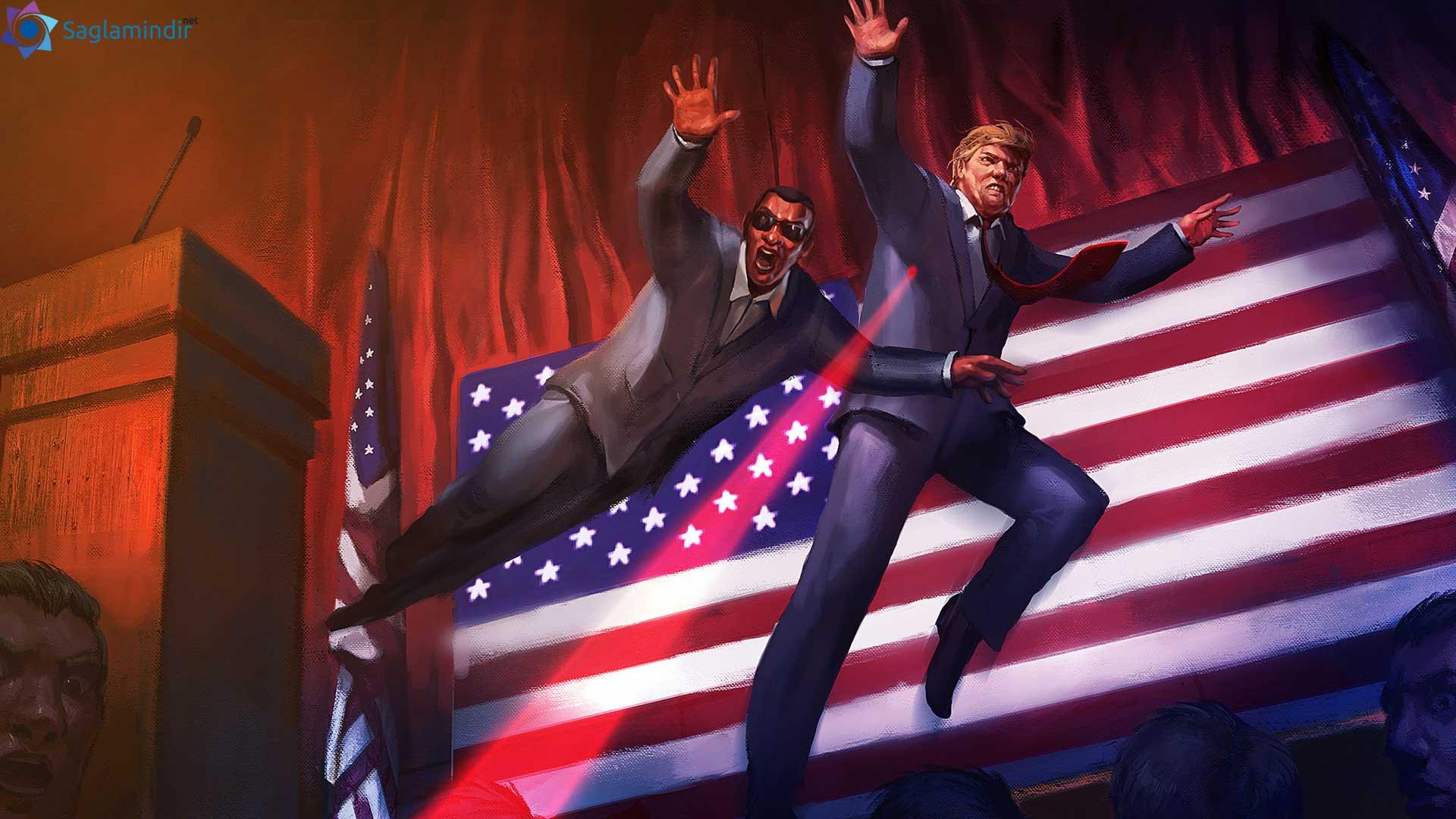 Mr. President saglamindir