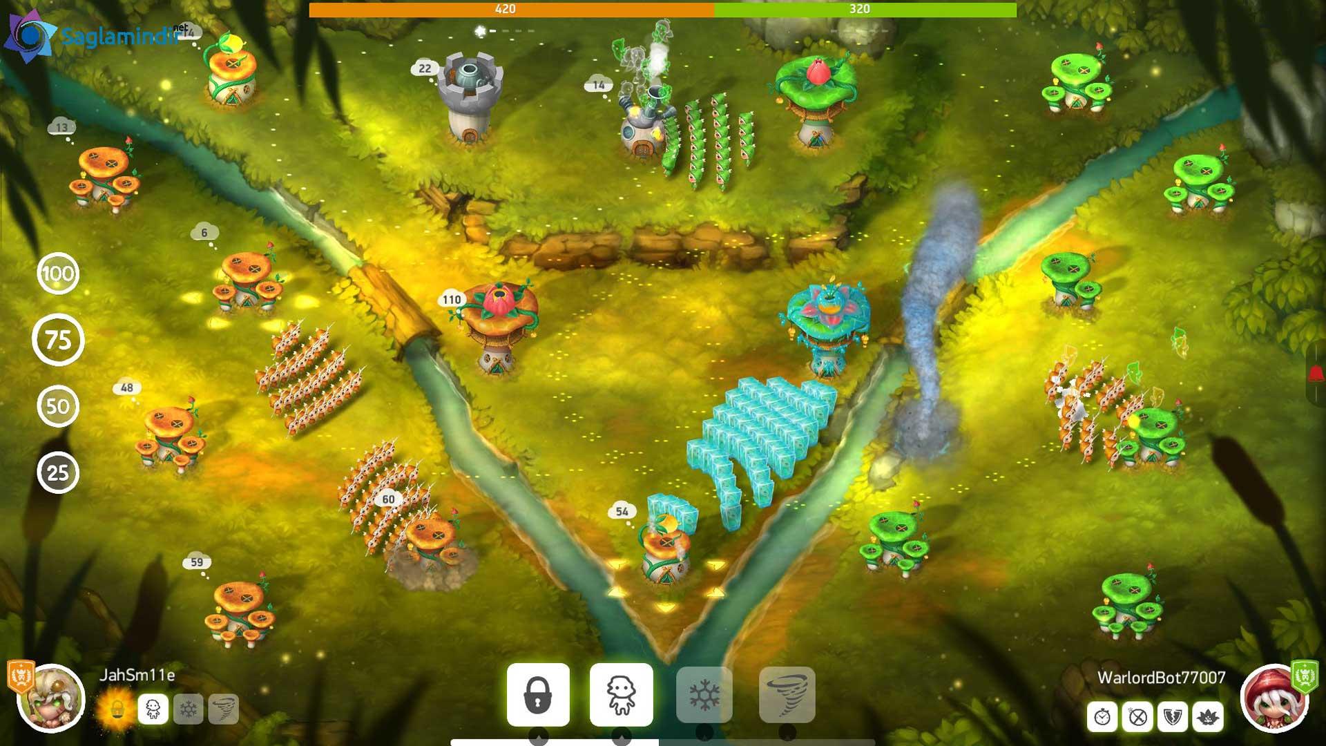 Mushroom Wars 2 full indir