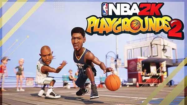 NBA 2K Playgrounds 2 indir