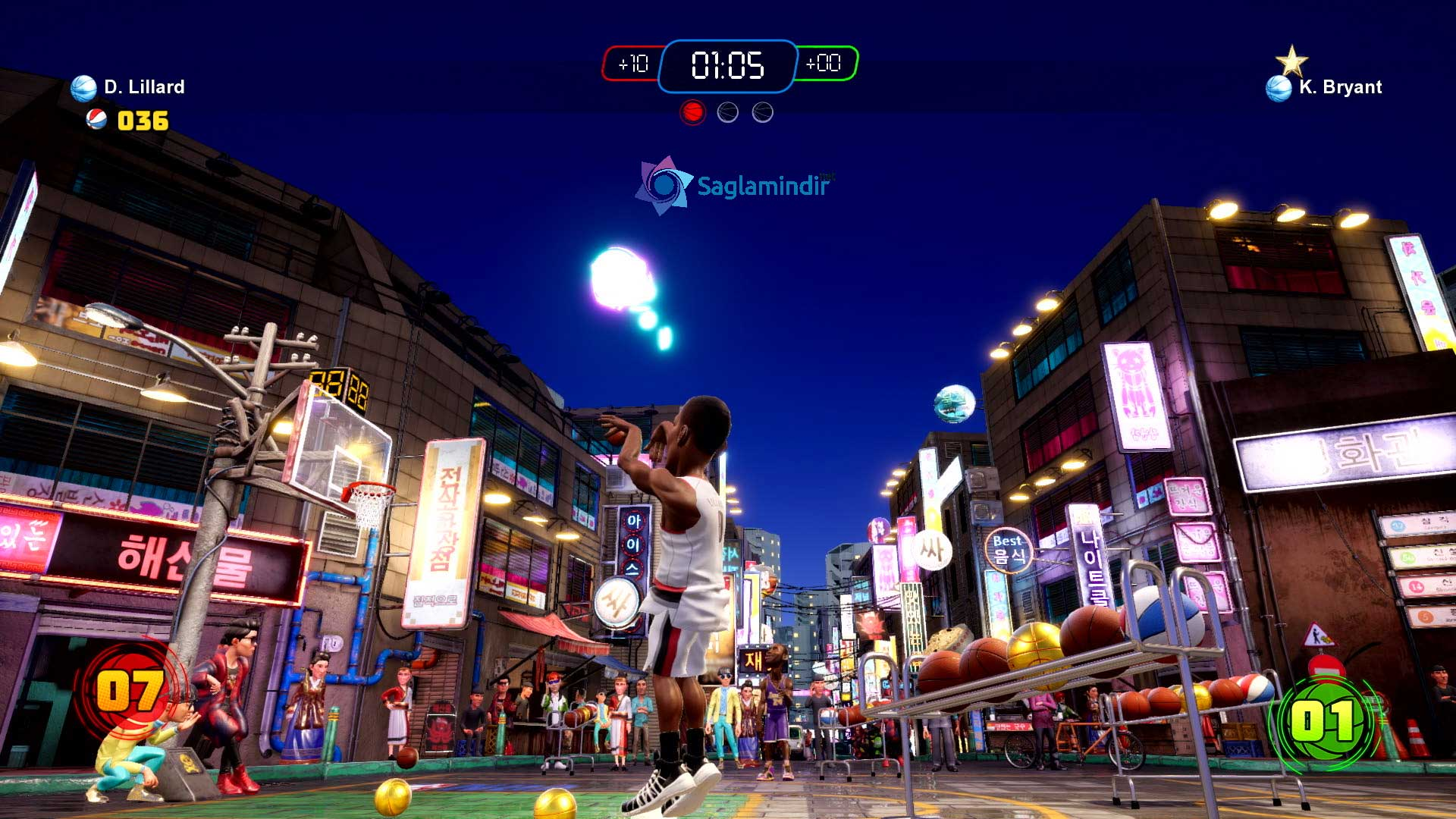 NBA 2K Playgrounds 2 saglamindir
