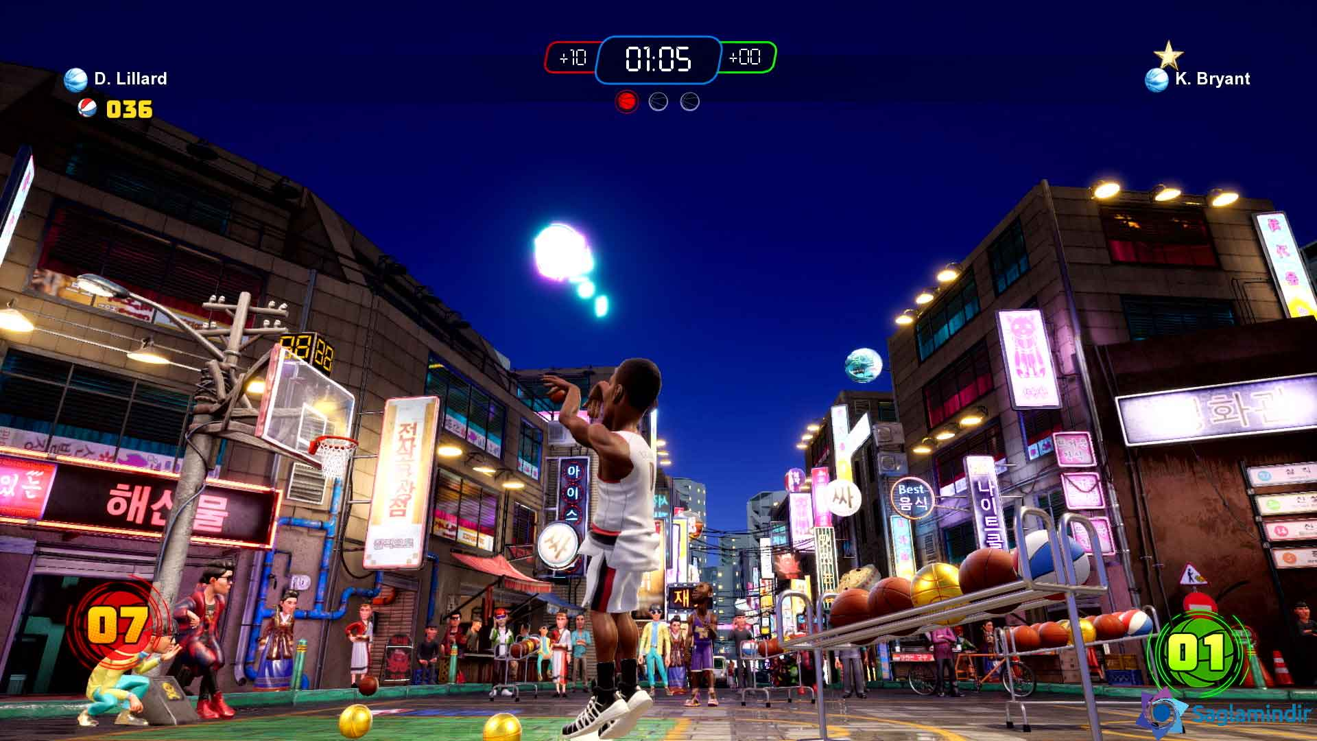 NBA Playgrounds full indir