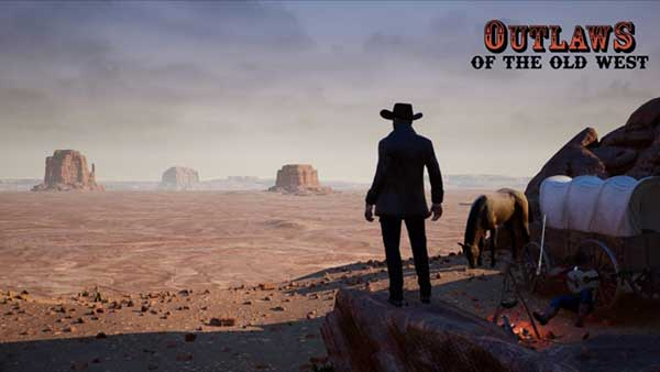 Outlaws of the Old West indir