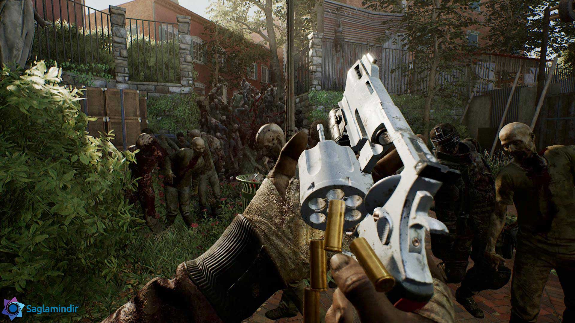 Overkill's The Walking Dead full indir