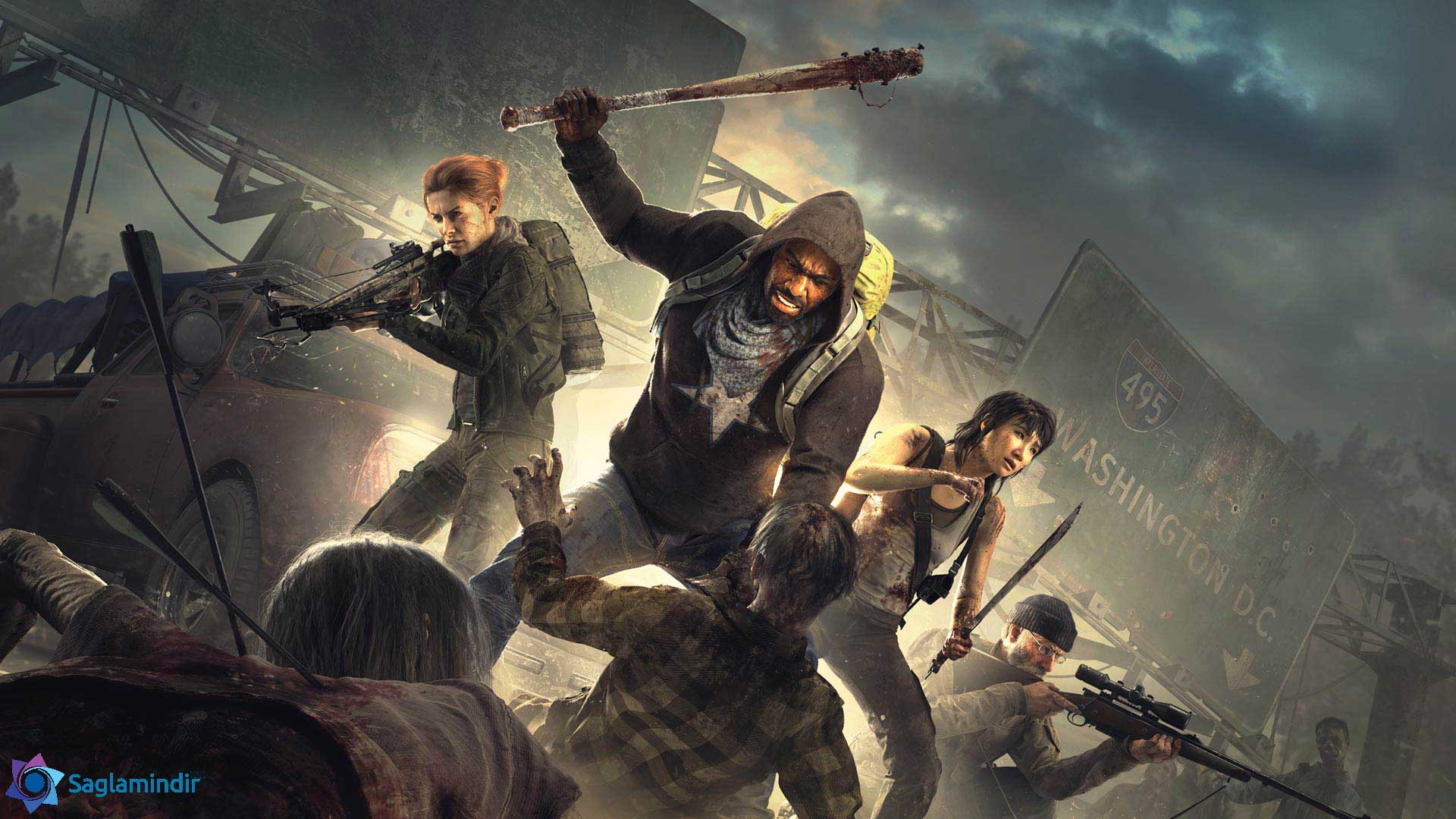 Overkill's The Walking Dead torrent indir
