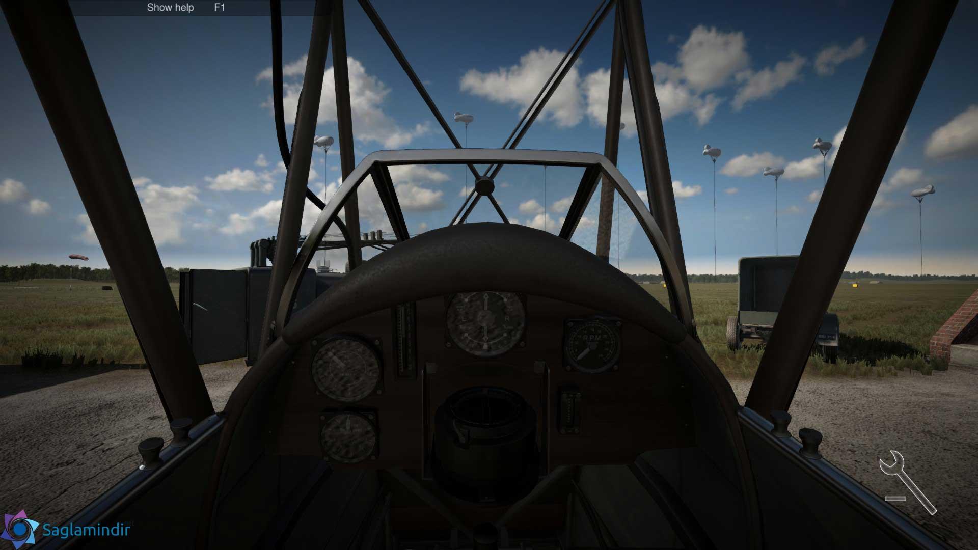 Plane Mechanic Simulator full indir