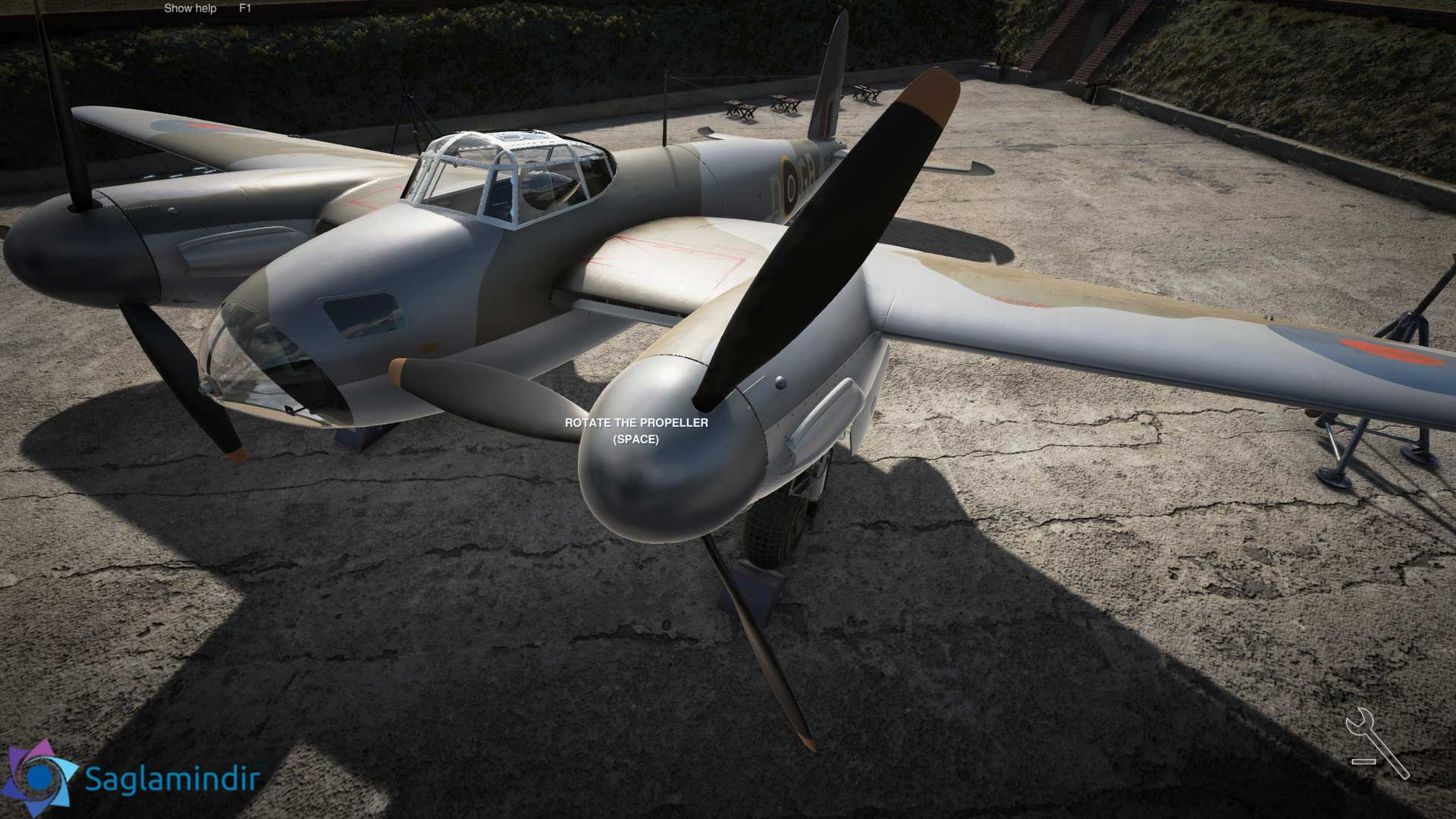 Plane Mechanic Simulator saglamindir