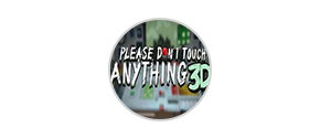 Please Don't Touch Anything 3D icon