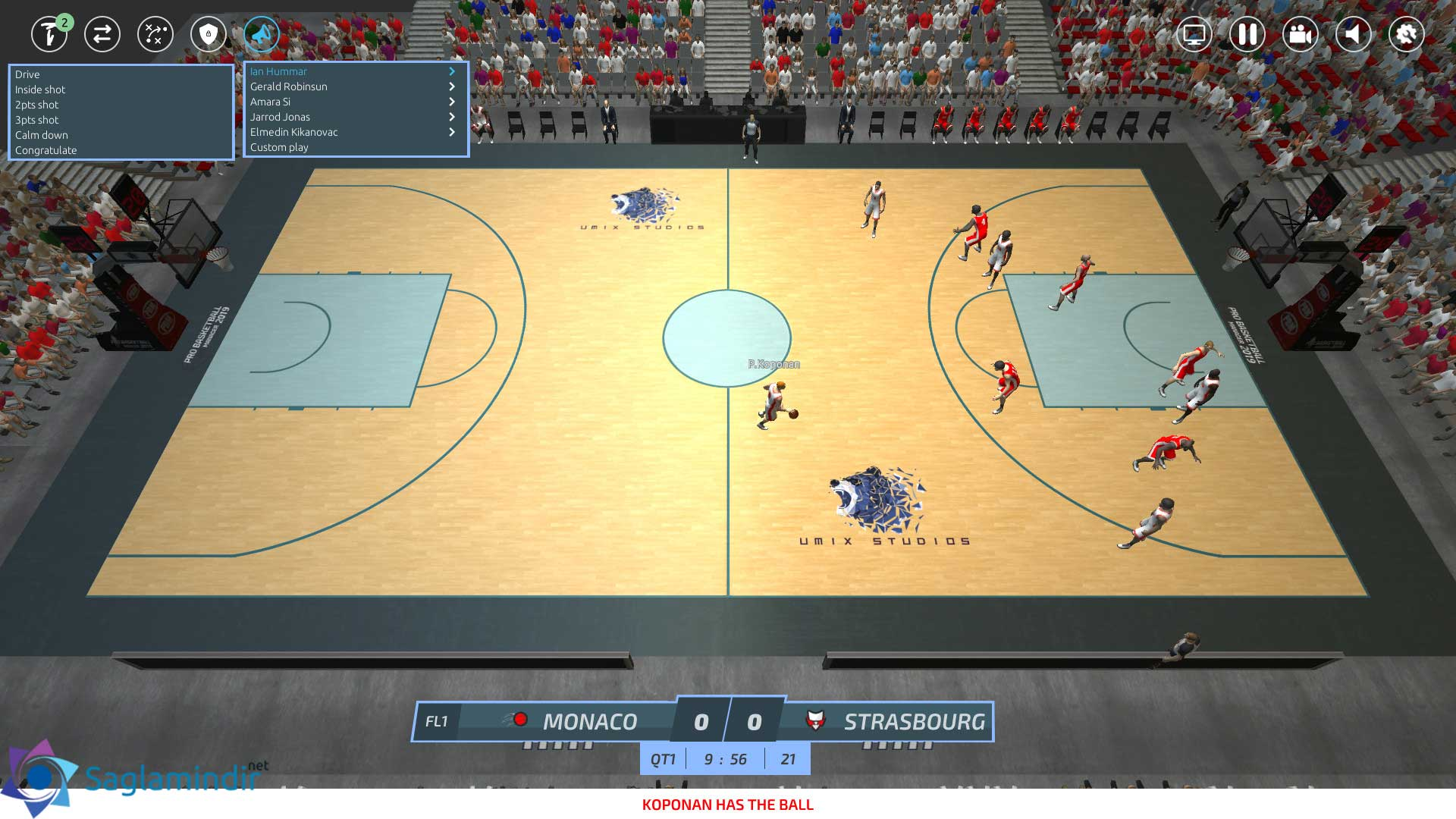 Pro Basketball Manager 2019 full indir