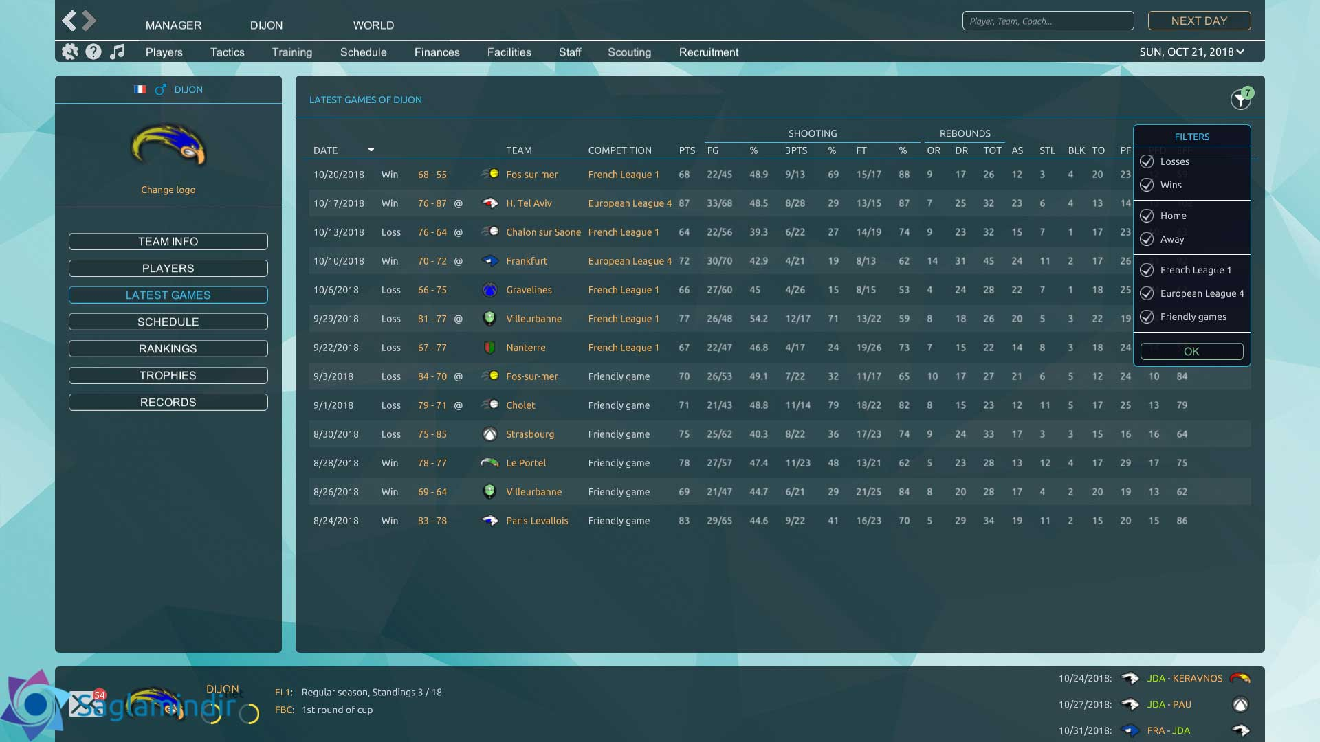Pro Basketball Manager 2019 torrent indir