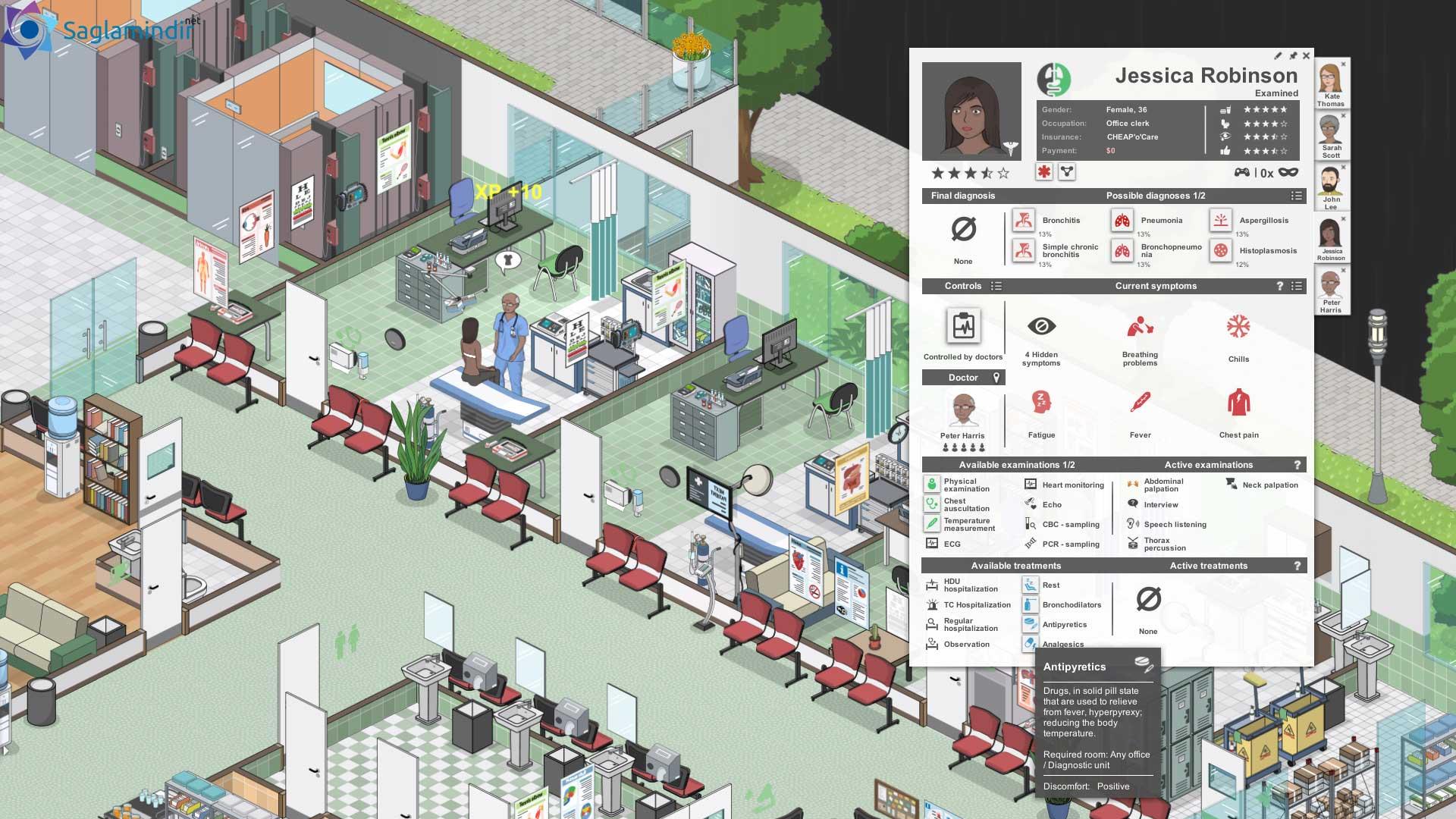 Project Hospital full indir