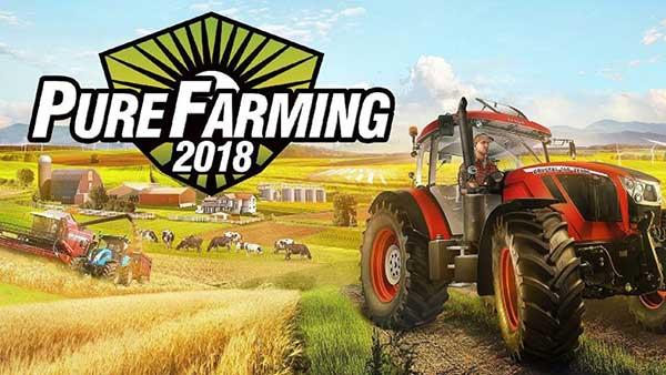 Pure Farming 2018 indir