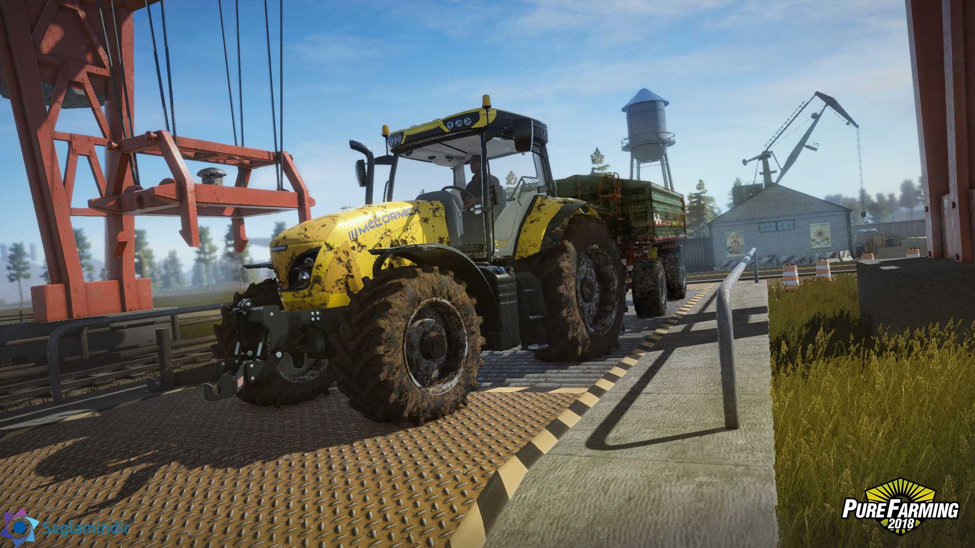 Pure Farming 2018 saglamindir