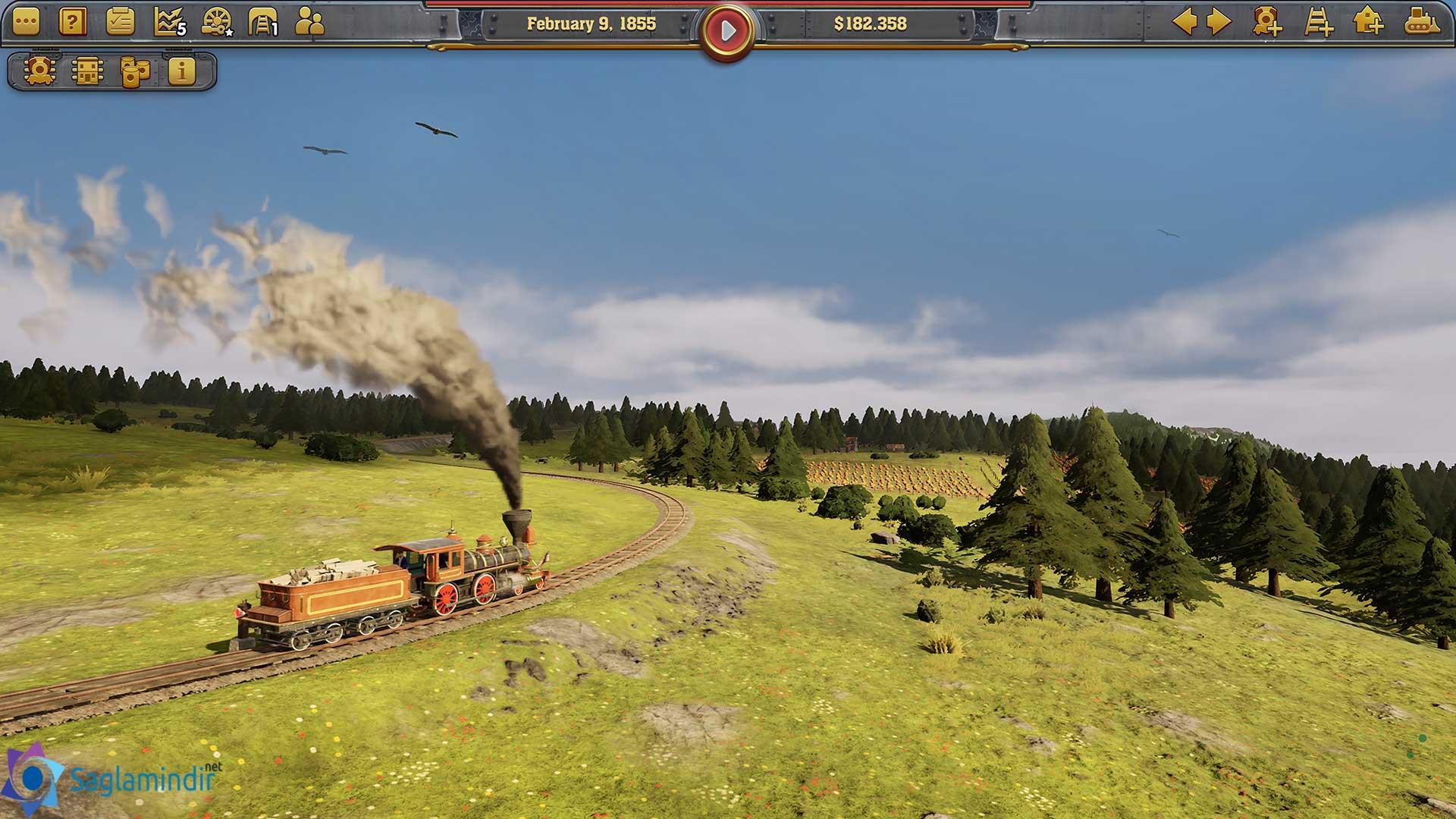 Railway Empire saglamindir
