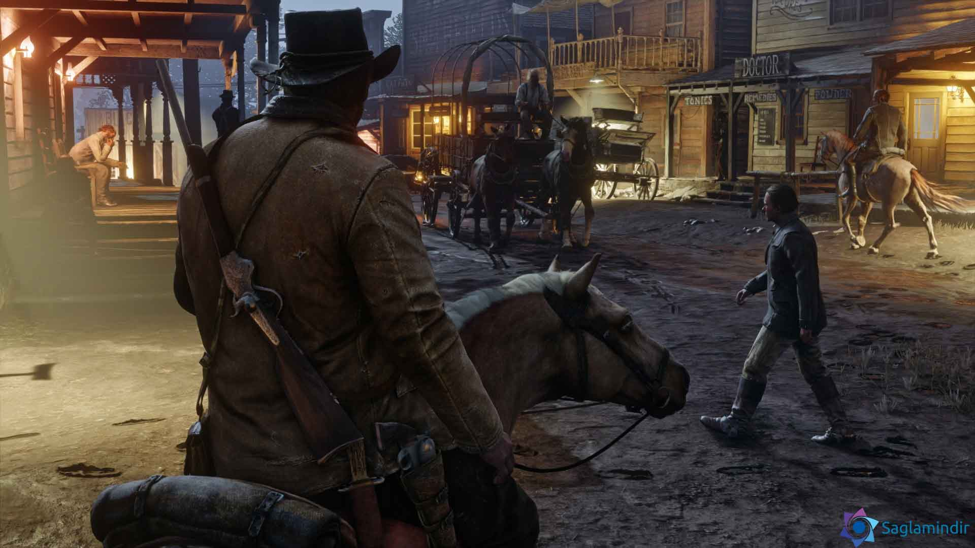 Red Dead Redemption 2 full indir