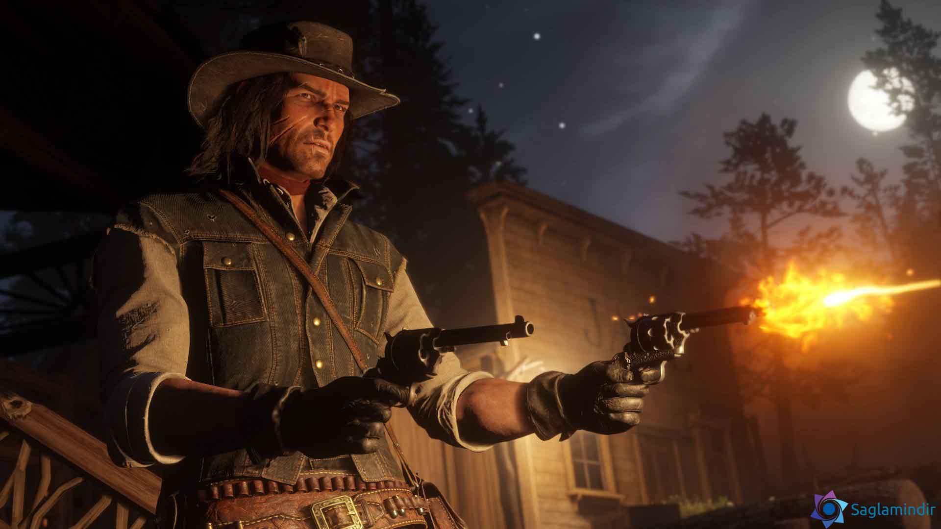 Red Dead Redemption 2 türkçe yama indir