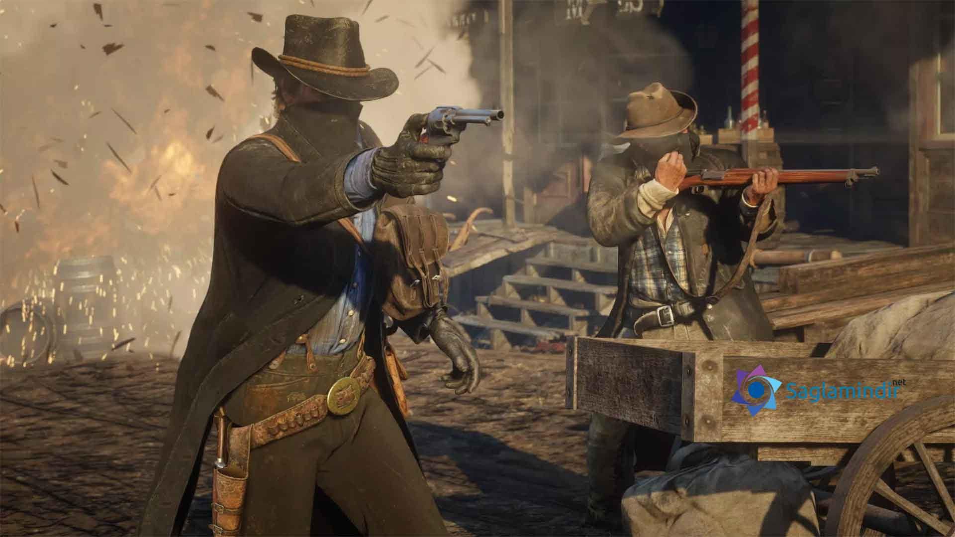 Red Dead Redemption 2 ücretsiz indir