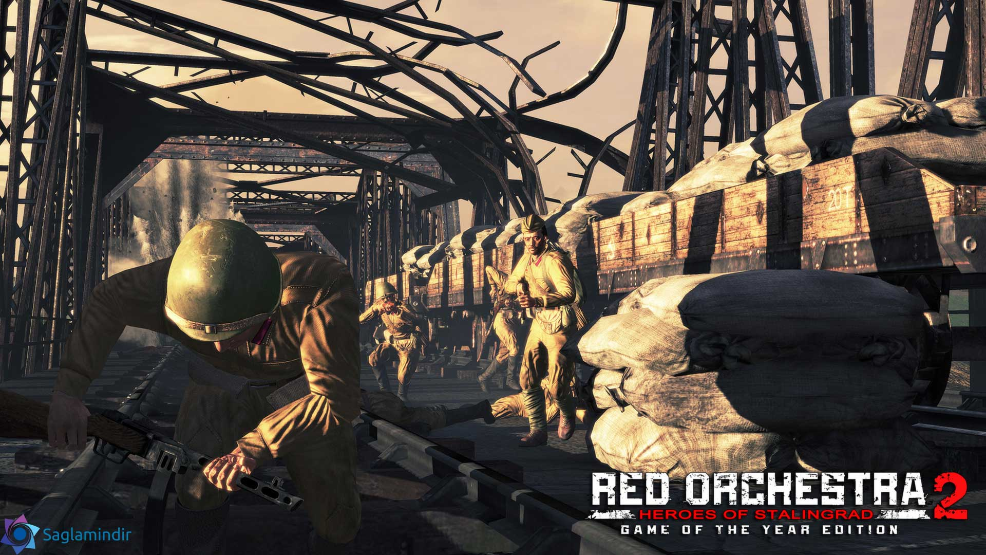 Red Orchestra 2 Heroes of Stalingrad torrent indir