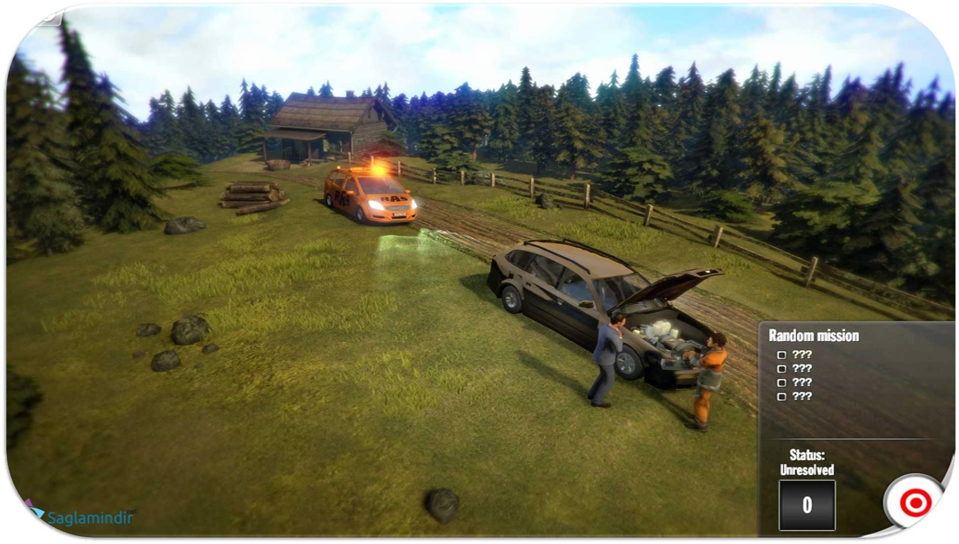 Roadside Assistance Simulator full indir