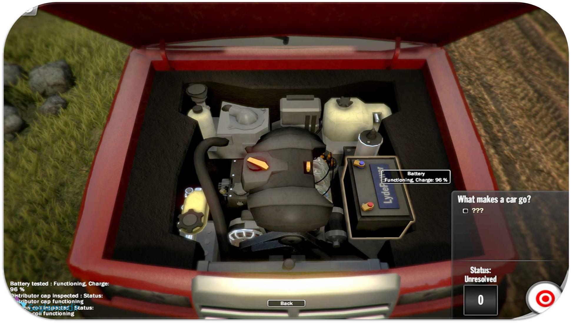 Roadside Assistance Simulator saglamindir