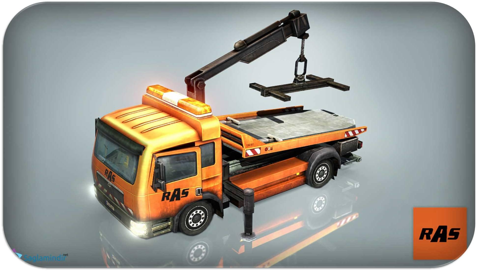 Roadside Assistance Simulator torrent indir