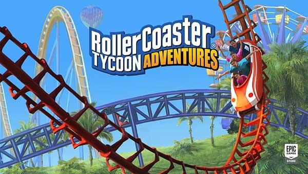 Roller Coaster Tycoon Adventures indir