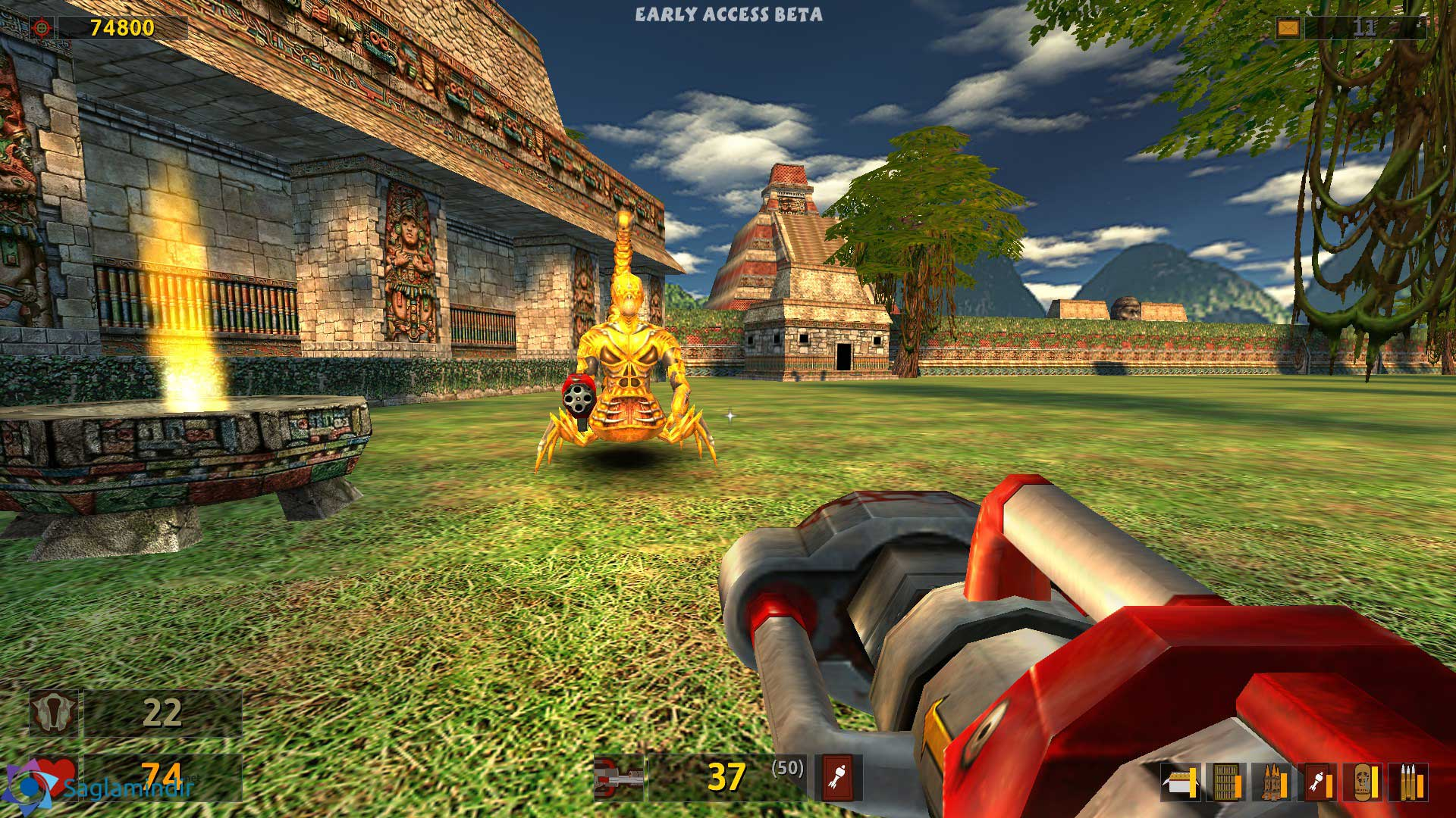 Serious Sam Classics Revolution full indir