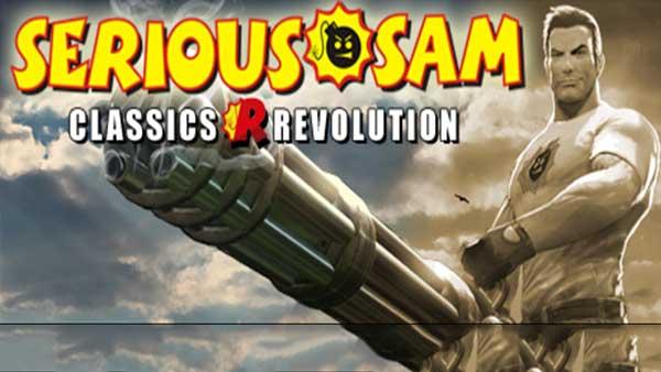 Serious Sam Classics Revolution indir
