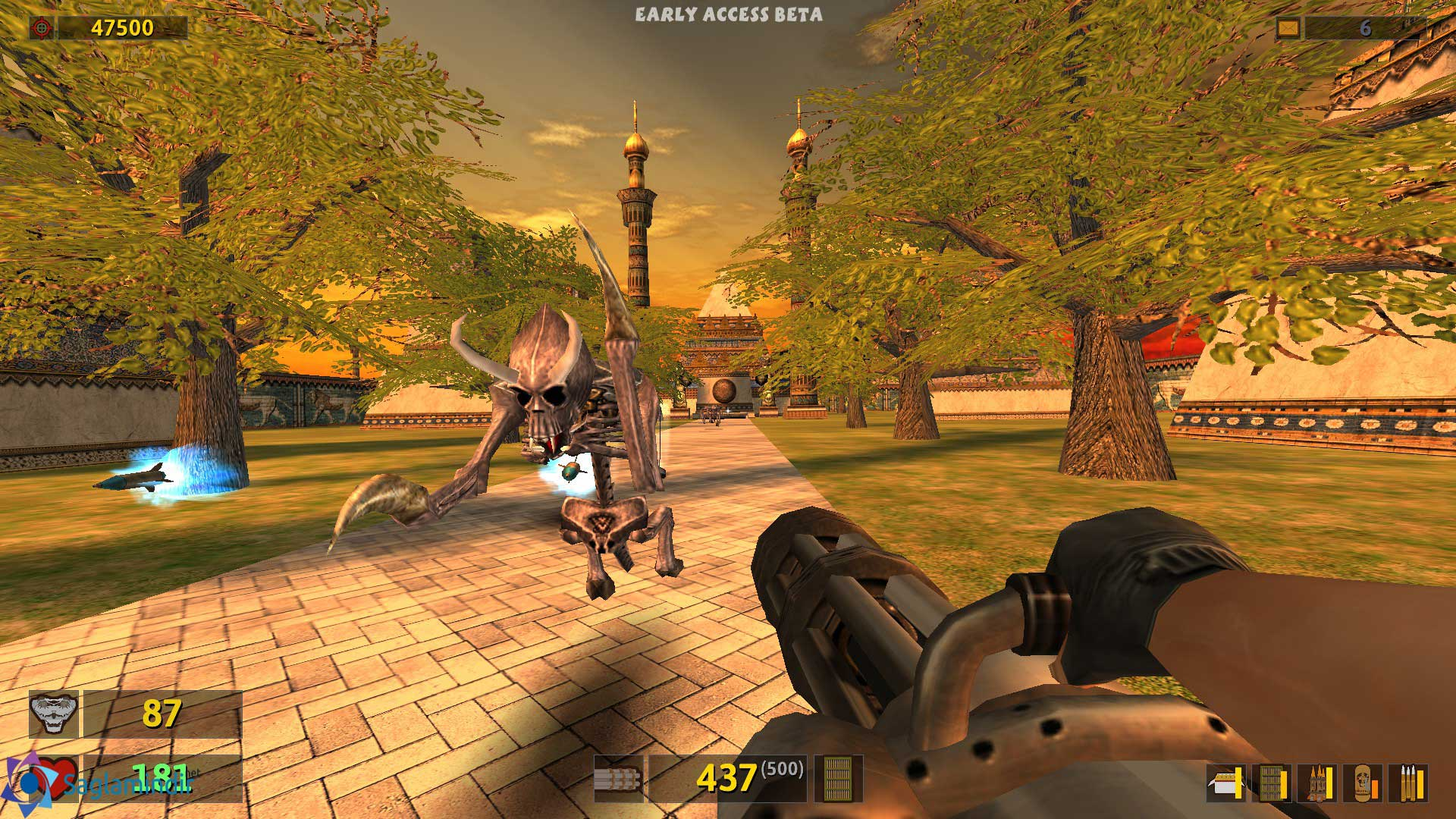 Serious Sam Classics Revolution torrent indir