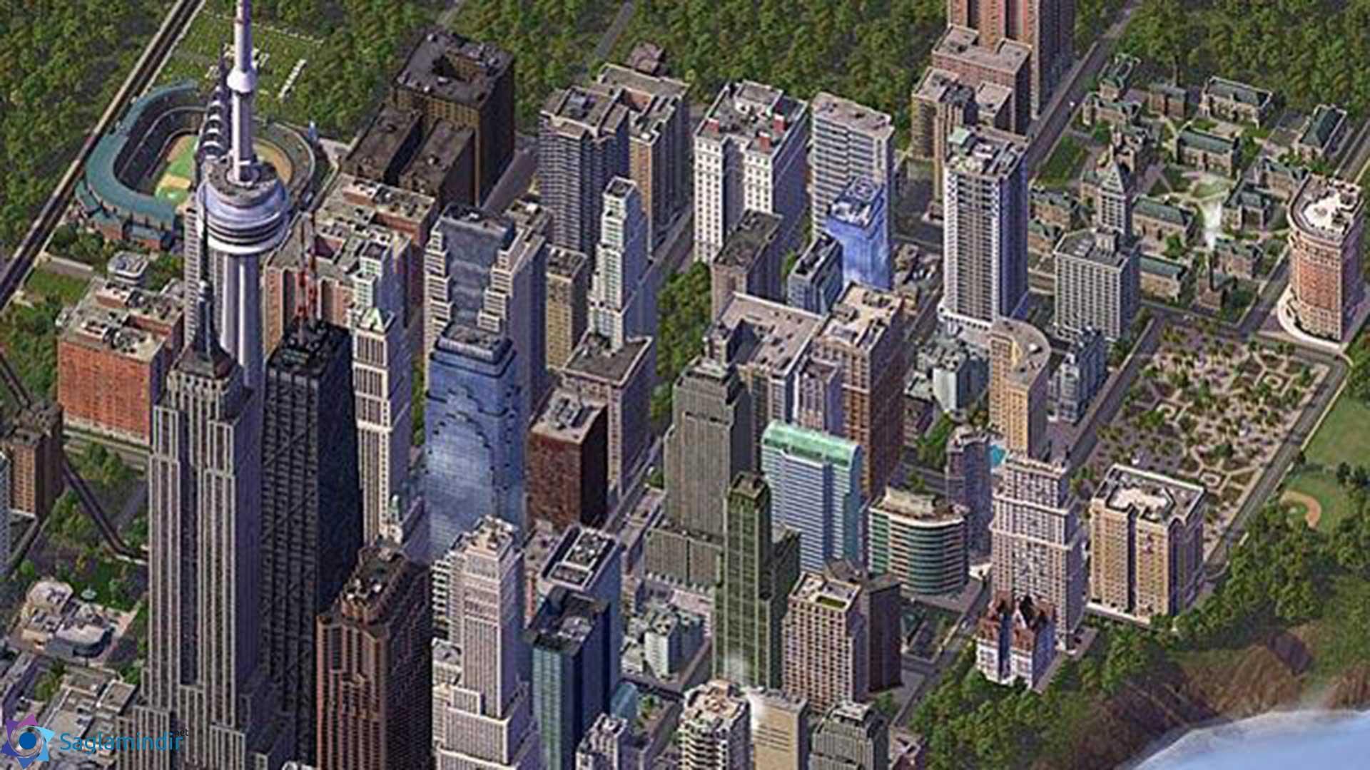 SimCity 4 full indir