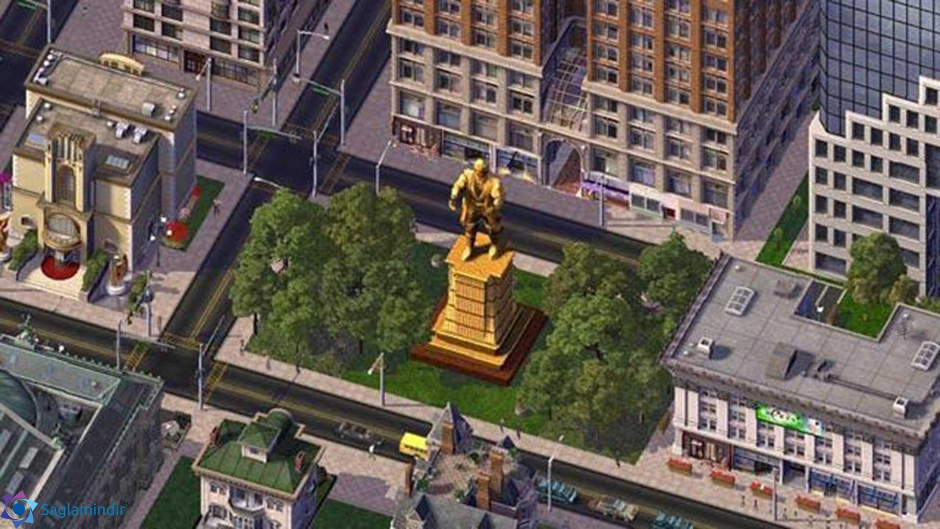 SimCity 4 saglamindir