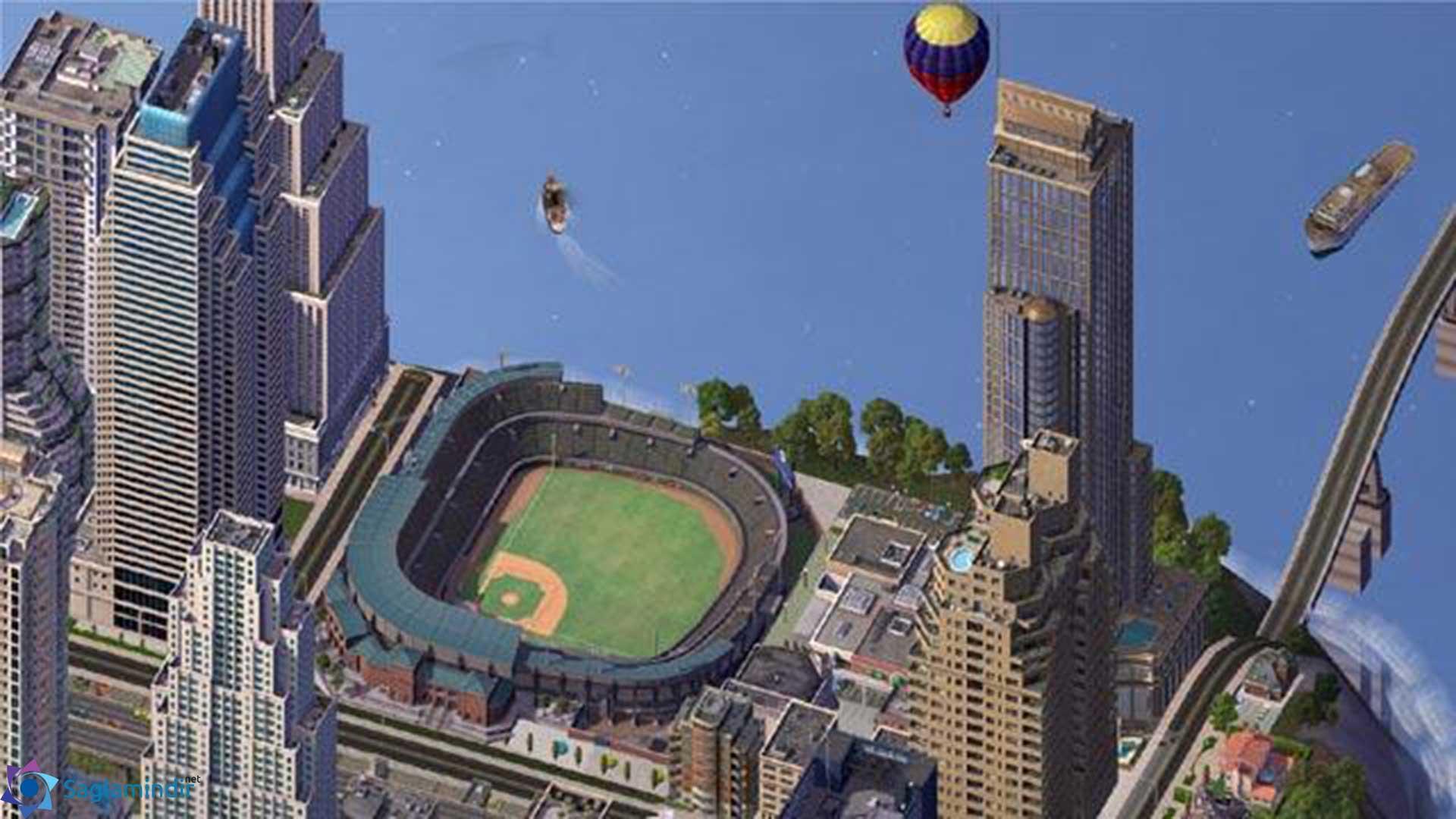SimCity 4 torrent indir