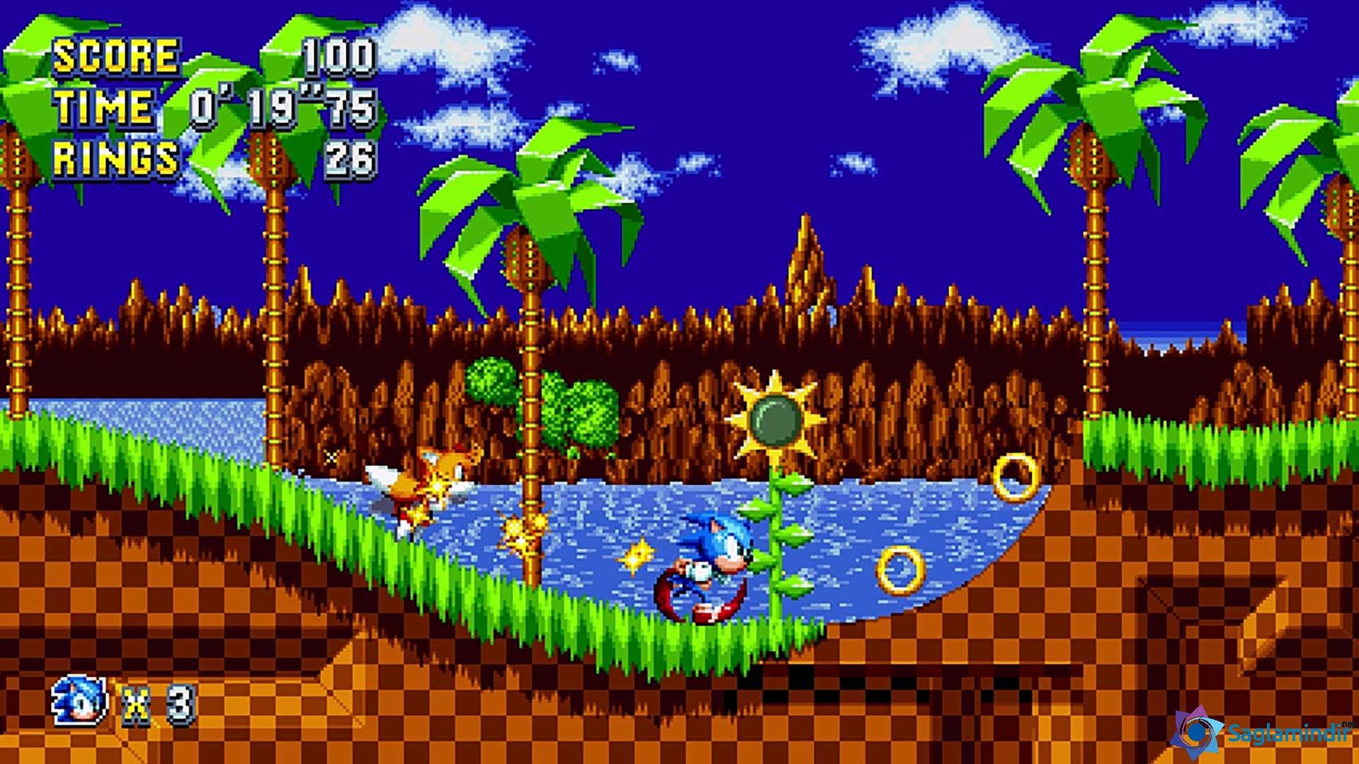 Sonic Mania full indir
