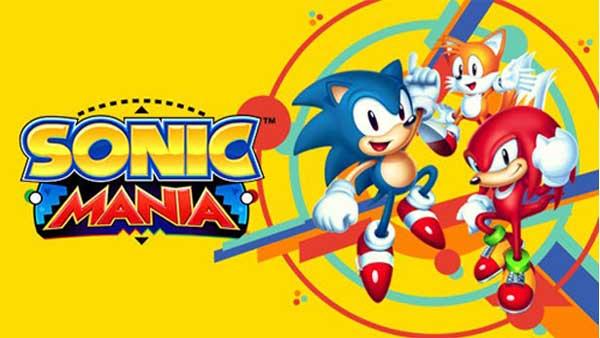 Sonic Mania indir