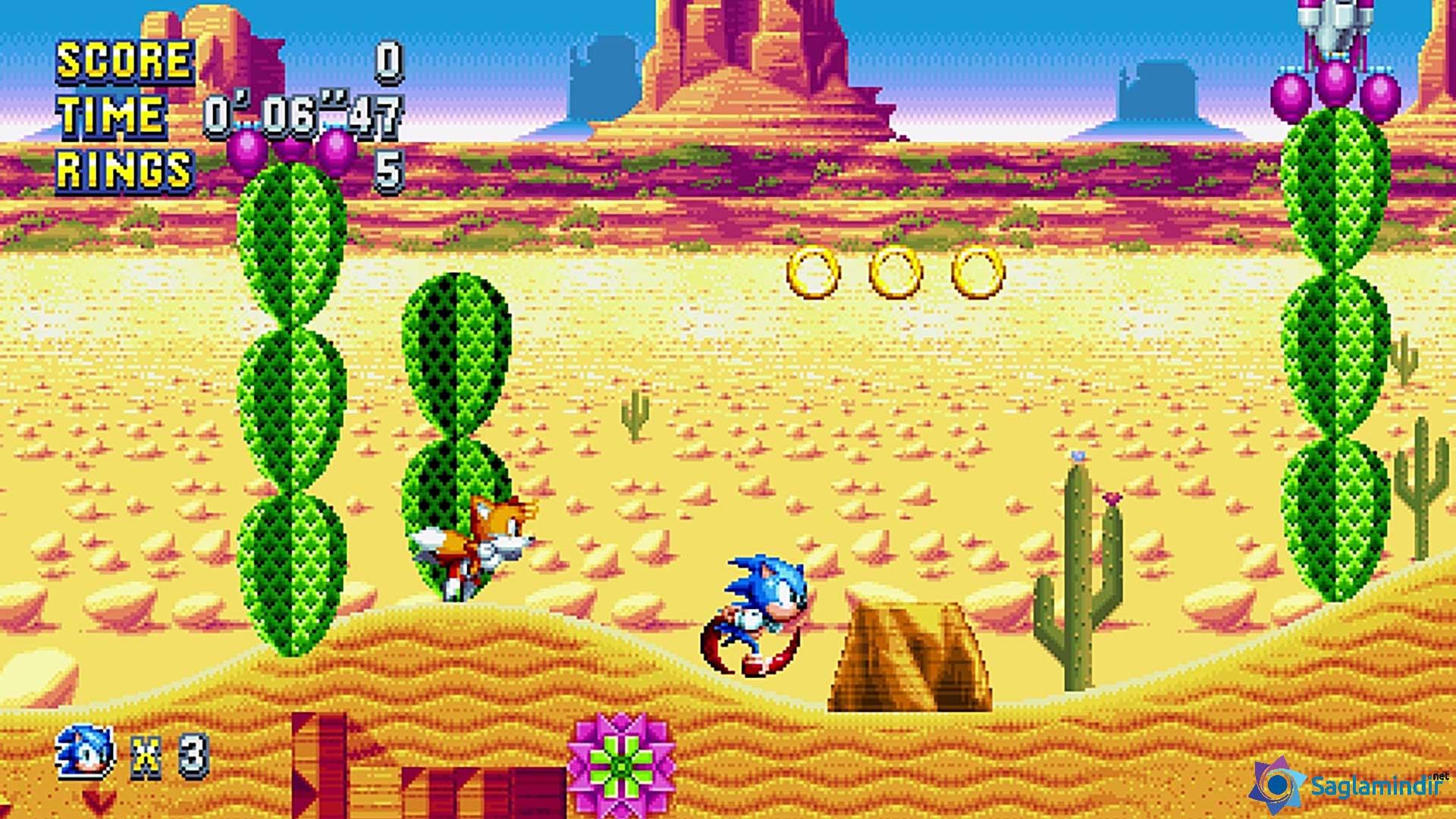 Sonic Mania torrent indir
