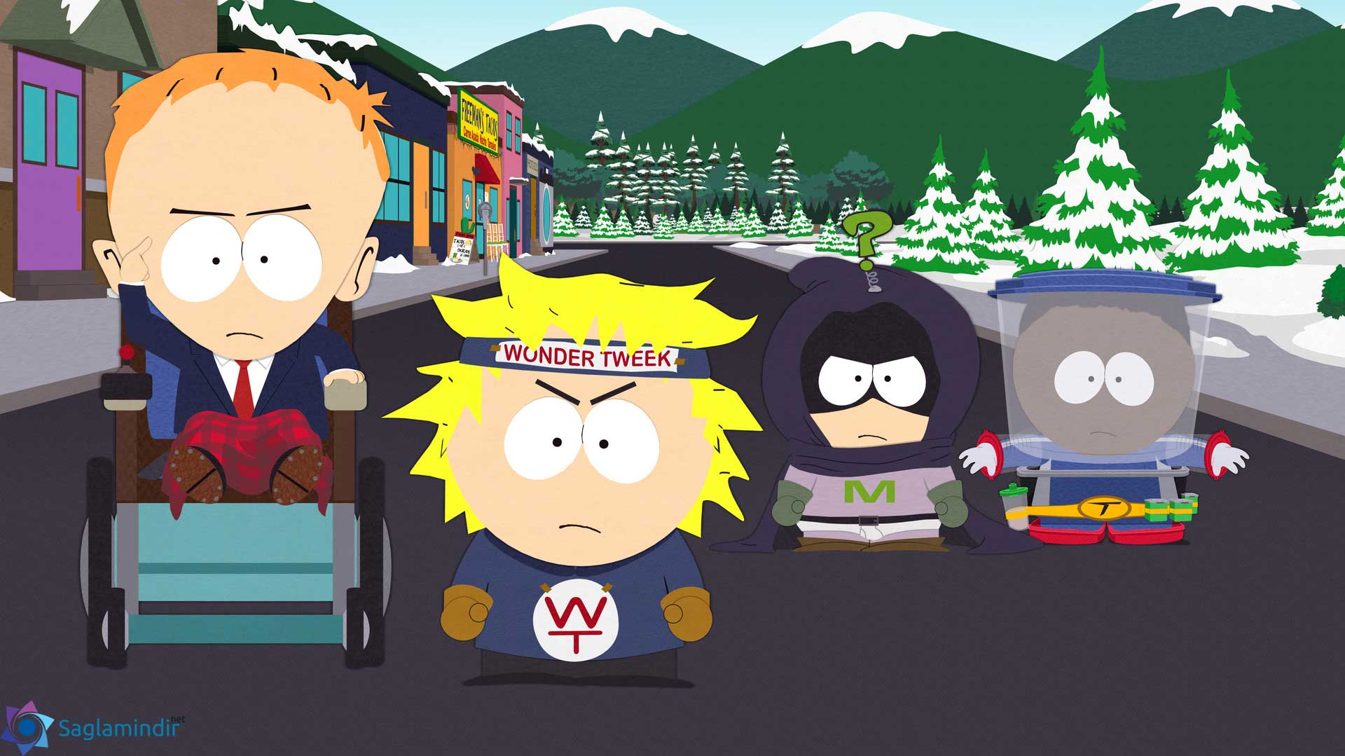 South Park The Fractured but Whole full indir