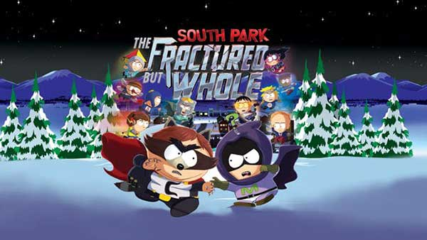 South Park The Fractured but Whole indir